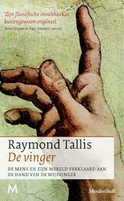De Vinger - Raymond Tallis (ISBN 9789029086288)