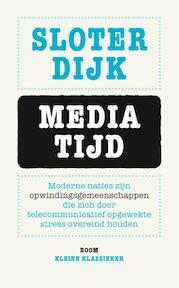 Mediatijd - Peter Sloterdijk (ISBN 9789461059499)
