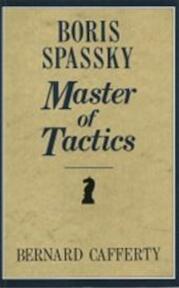 Boris Spassky - Bernard Cafferty (ISBN 9780713424096)