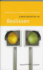 Grootmeester in beslissen - M. Buelens, Marc Buelens, H. Van Broeck (ISBN 9789077432075)