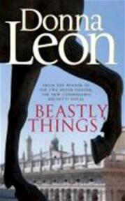 Beastly Things - Donna Leon (ISBN 9780434021611)