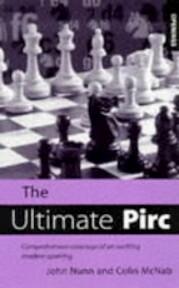 The Ultimate Pirc - John Nunn (ISBN 9780713482218)