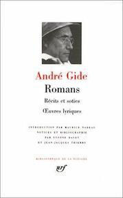 Romans, - André Gide