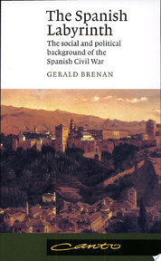 The Spanish Labyrinth - Gerald Brenan (ISBN 9780521398275)