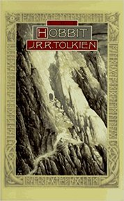 The Hobbit, Or, There and Back Again - John Ronald Reuel Tolkien (ISBN 9780395282656)