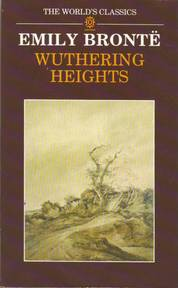 Wuthering Heights - Emily Brönte (ISBN 9780192815439)