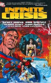 Infinity Crisis - Geoff Johns, Phil Jimenez, George Pérez, a.o. (ISBN 1401209599)