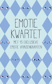 EmotieKwartet - Mandy Langbroek (ISBN 9789492758026)