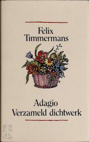 Adagio - Felix Timmermans, A. Keersmaekers (ISBN 9789061527879)