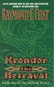 Krondor, the betrayal - Raymond E. Feist (ISBN 9780380795277)