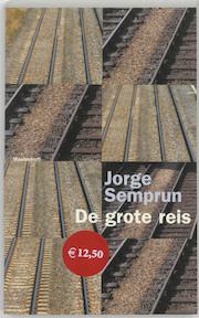 De grote reis - J. Semprun (ISBN 9789029073905)