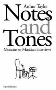 Notes and tones - Arthur R. Taylor (ISBN 9780306805264)