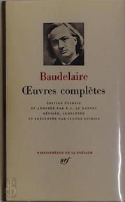 Oeuvres completes. - Charles Baudelaire