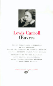 Oeuvres - Lewis Carroll (ISBN 2070111830)