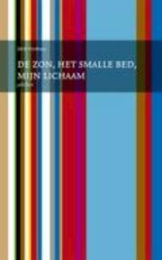 De zon, het smalle bed, mijn lichaam - Jabik Veenbaas (ISBN 9789079432158)