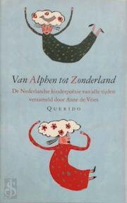 Van Alphen tot Zonderland - A. de Vries (ISBN 9789021486475)