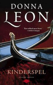 Kinderspel - Donna Leon (ISBN 9789023462538)