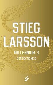 Gerechtigheid - Millennium 3 - Stieg Larsson (ISBN 9789056725396)