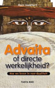 Advaita of directe werkelijkheid? - Daan Goedhart (ISBN 9789088400506)