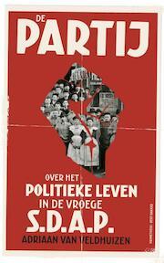De Partij - Adriaan van Veldhuizen (ISBN 9789035138575)