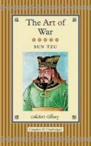Art of War - Sun Tza (ISBN 9781909621220)