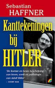 Kanttekeningen bij Hitler - Sebastian Haffner (ISBN 9789041708182)