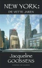 New York: de vette jaren - J. Goossens (ISBN 9789056177515)