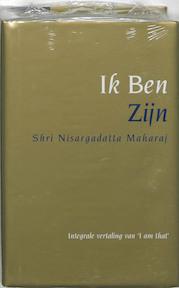 Ik ben / Zijn - S. Nisargadatta (ISBN 9789069636412)