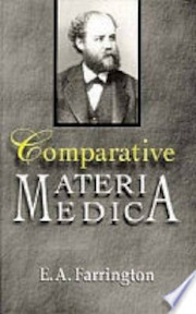 Comparative Materia Medica - Ernest Albert Farrington (ISBN 9788170210306)