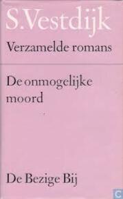 De onmogelijke moord - Simon Vestdijk (ISBN 9023666844)