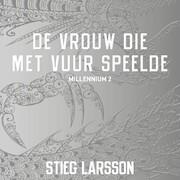 Millennium deel 2: De vrouw die met vuur speelde - Stieg Larsson (ISBN 9789046171202)