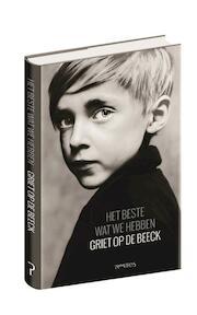 Het beste wat we hebben - Griet Op de Beeck (ISBN 9789044629378)