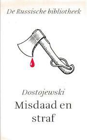 Misdaad en straf - F.M. Dostojewski (ISBN 9789028208063)
