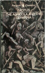 The Agricola - Cornelius Tacitus (ISBN 9780140442410)