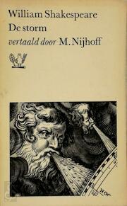 De storm - William Shakespeare (ISBN 9789075047110)