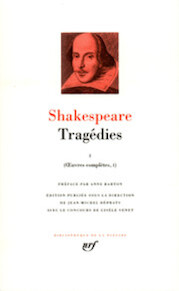 Tragédies I - William Shakespeare (ISBN 2070113620)