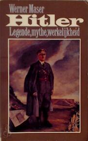 Hitler - Werner Maser, R.D. Dalman (ISBN 9789029530446)