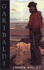 Phoenix: Garibaldi - Jasper Ridley (ISBN 9781842121528)