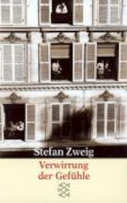 Verwirrung der Gefühle - Stefan Zweig (ISBN 9783596257904)