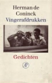Vingerafdrukken - Herman de Coninck (ISBN 9789029511605)
