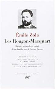 Les Rougons-Macquart - Tome II - Émile Zola (ISBN 9782070105908)
