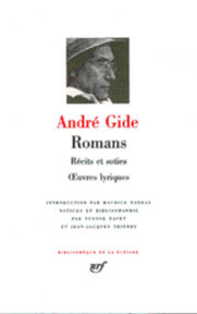 Romans - André Gide (ISBN 2070102254)