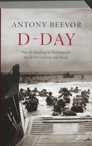 D-Day - Antony Beevor (ISBN 9789026320972)