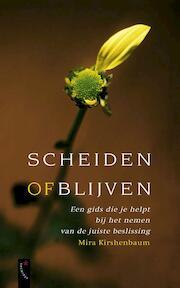 Scheiden of blijven - M. Kirshenbaum (ISBN 9789029524506)