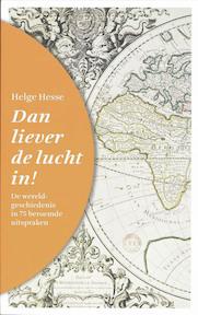 Dan liever de lucht in - H. Hesse, G. Boekhout (ISBN 9789050189255)