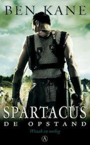 Spartactus De opstand - Ben Kane (ISBN 9789025302757)