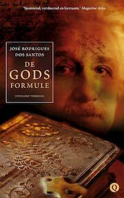 De godsformule - J. Rodrigues dos Santos (ISBN 9789021434339)
