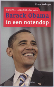 Barack Obama in een notendop - Frans Verhagen (ISBN 9789035133587)