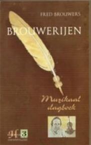 Brouwerijen - Fred Brouwers (ISBN 9789052402093)