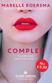 Complex - Marelle Boersma (ISBN 9789461091895)